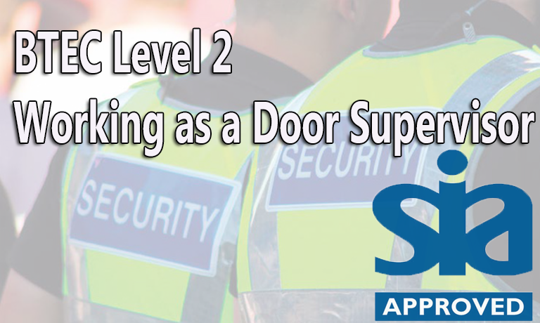 Level 2 in Working as a Door Supervisor within the Private Security Industry (SIA Door Supervisor Licence)  sc 1 st  Lancashire College of Further Education : door licence - pezcame.com